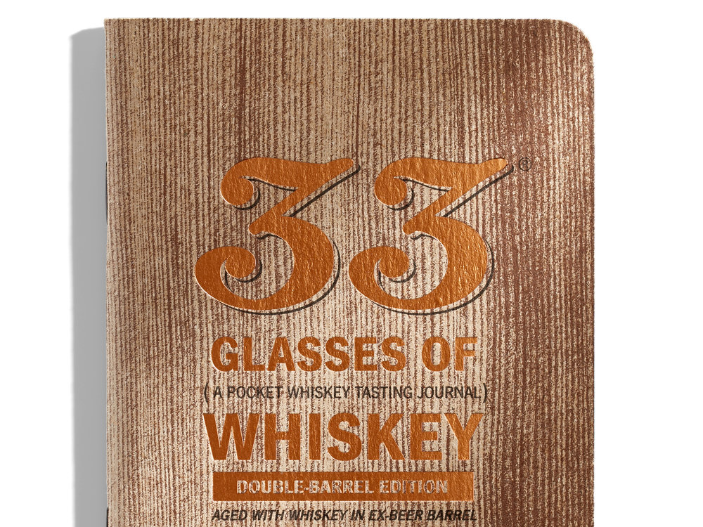 Bourbon Lovers Need This Pocket Whiskey Tasting Journal