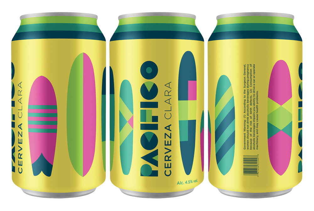 Pacifico 3 Cans (Best of Quarter) copy