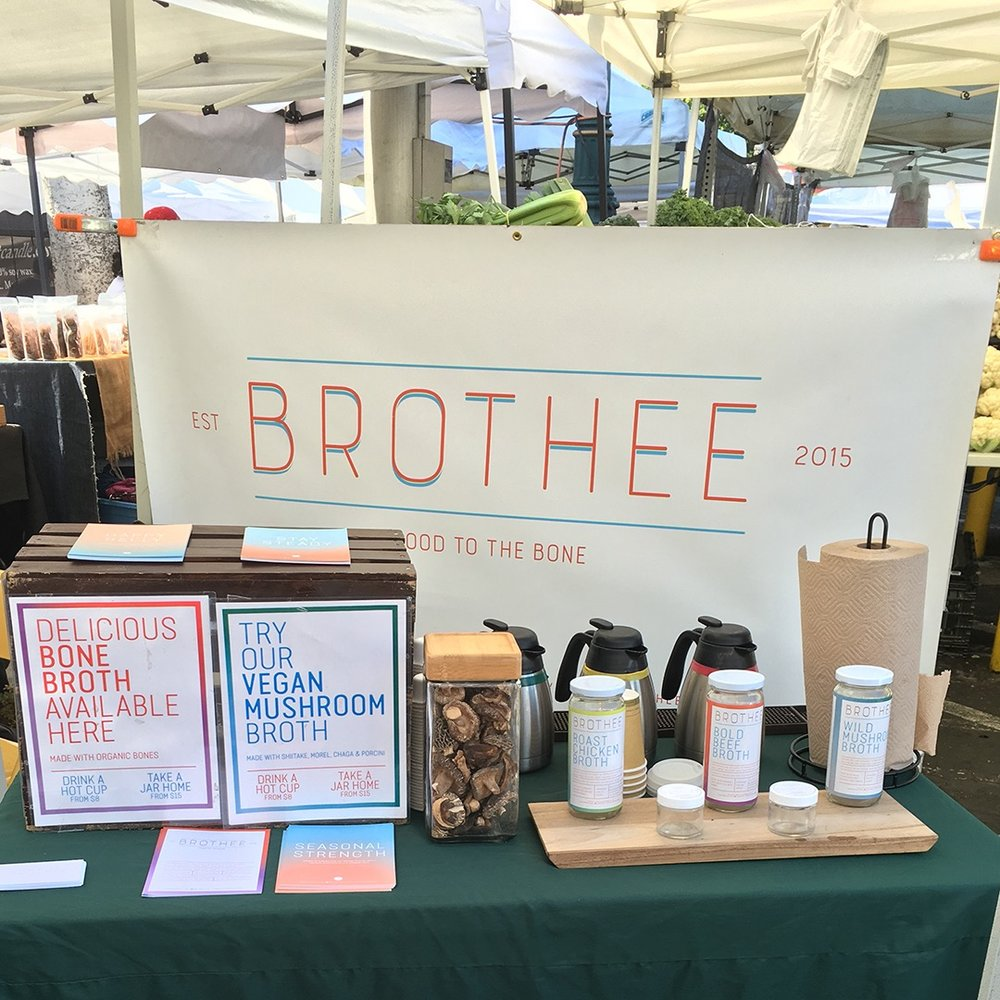 Brothee Dishes on How to Start Your Own Food Business — The Dieline ...