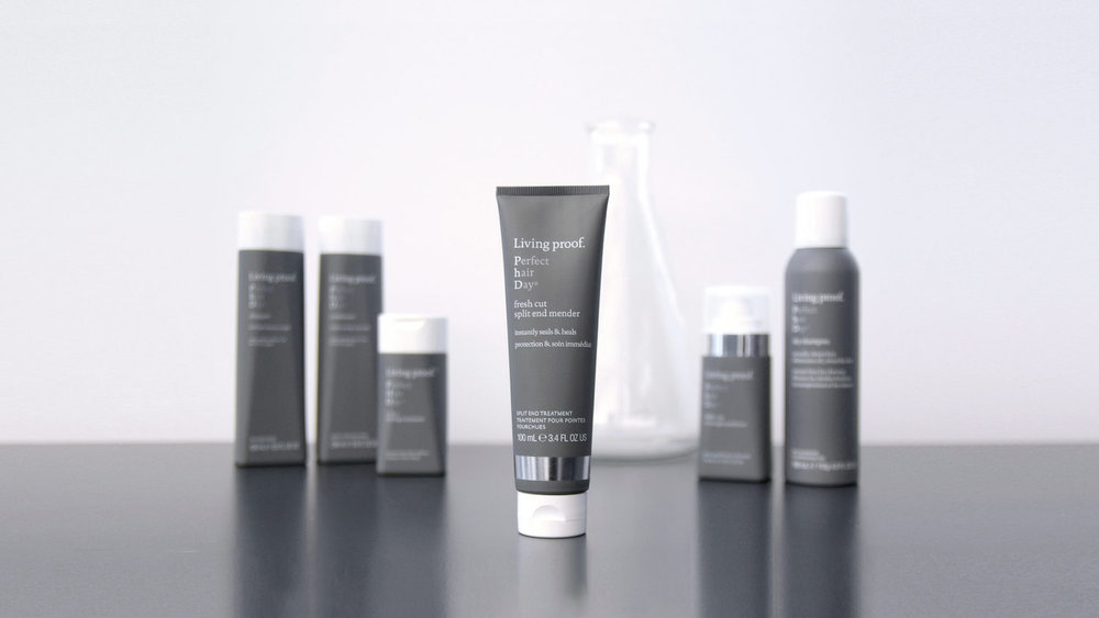 hair proof living packaging care beauty science thedieline innovation theresa crop