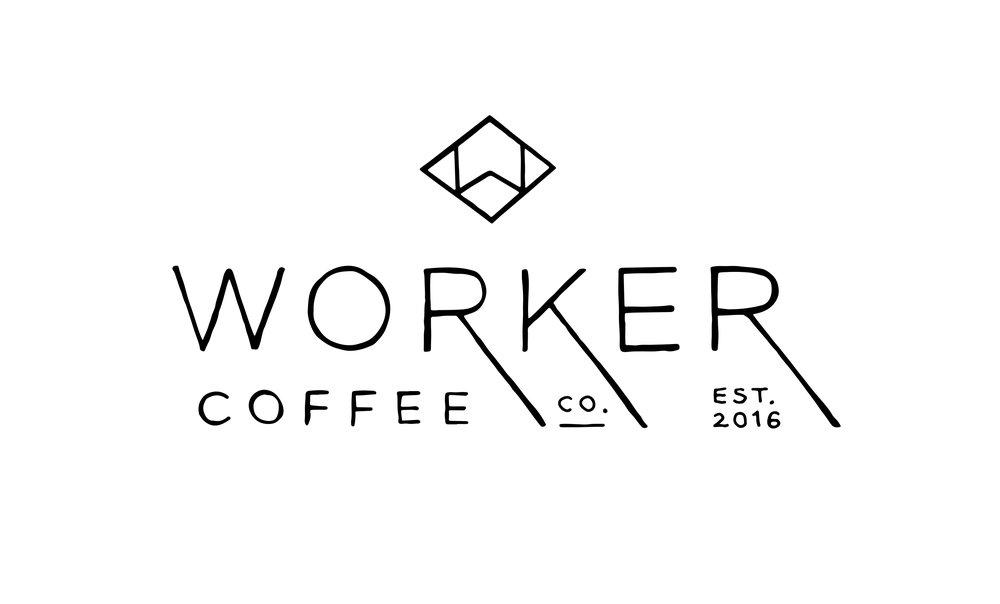 Worker Coffee logo elements