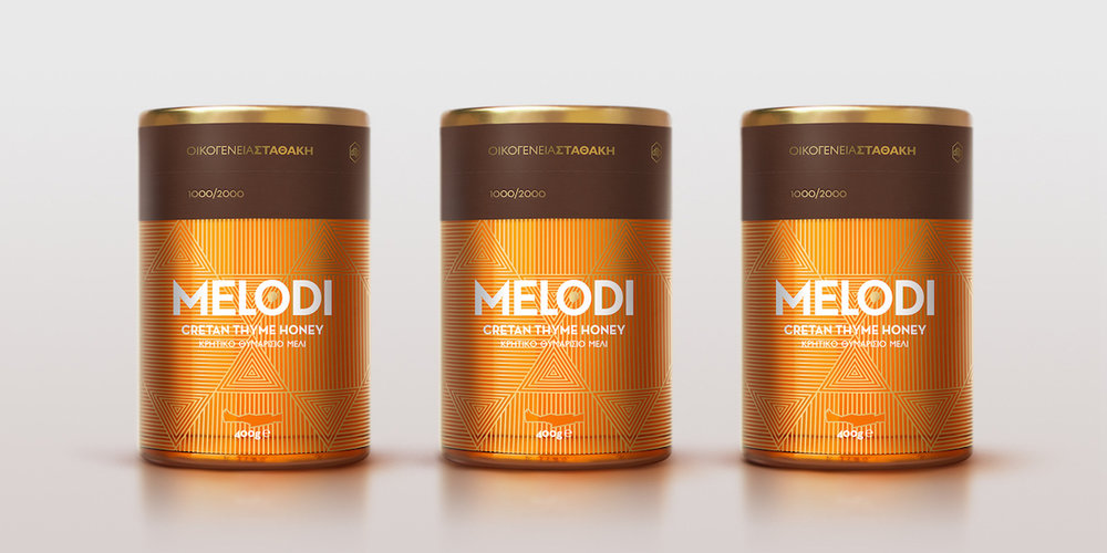 28 Examples of Geometric Elements on Packaging — The Dieline ...