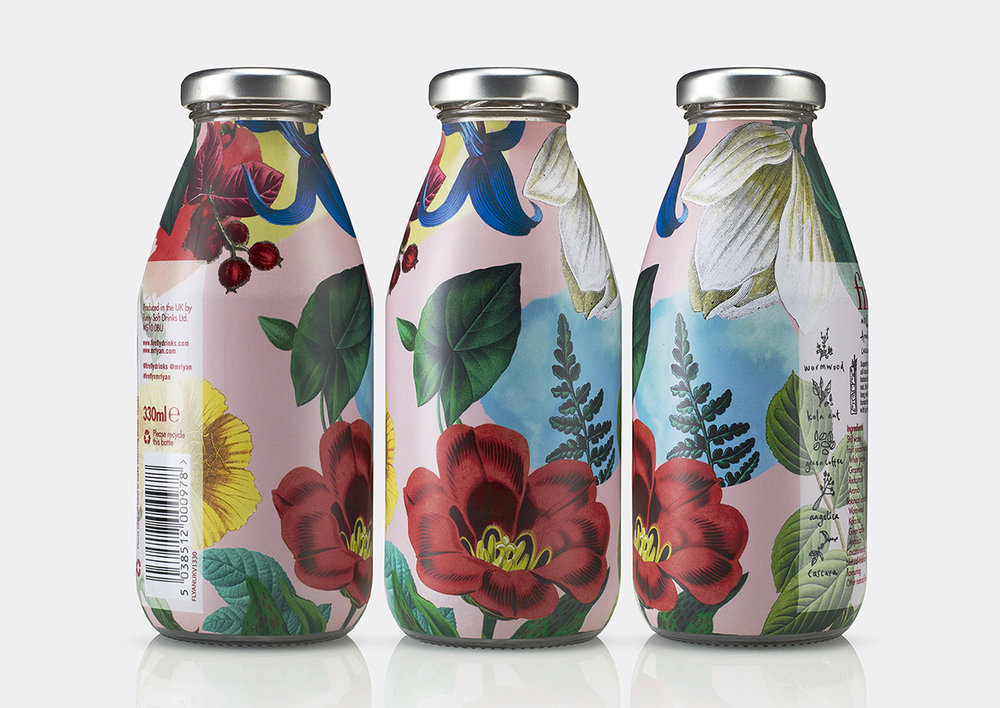 30 Botanical Packaging Designs The Dieline Packaging