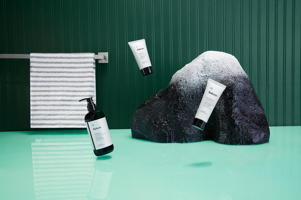 Balsem Products Will Look Great in the Bathroom — The Dieline ...