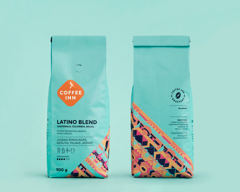 45 awesome coffee packaging designs the dieline packaging branding design innovation news. Black Bedroom Furniture Sets. Home Design Ideas
