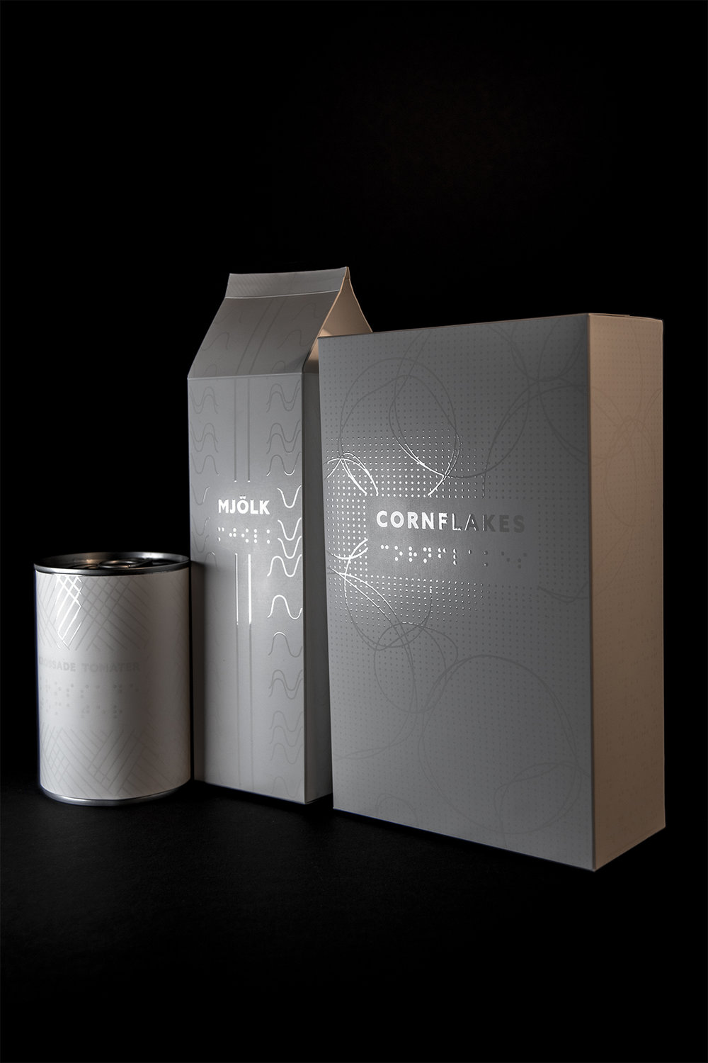 Color Me Blind Is A Project That Explores Packaging For