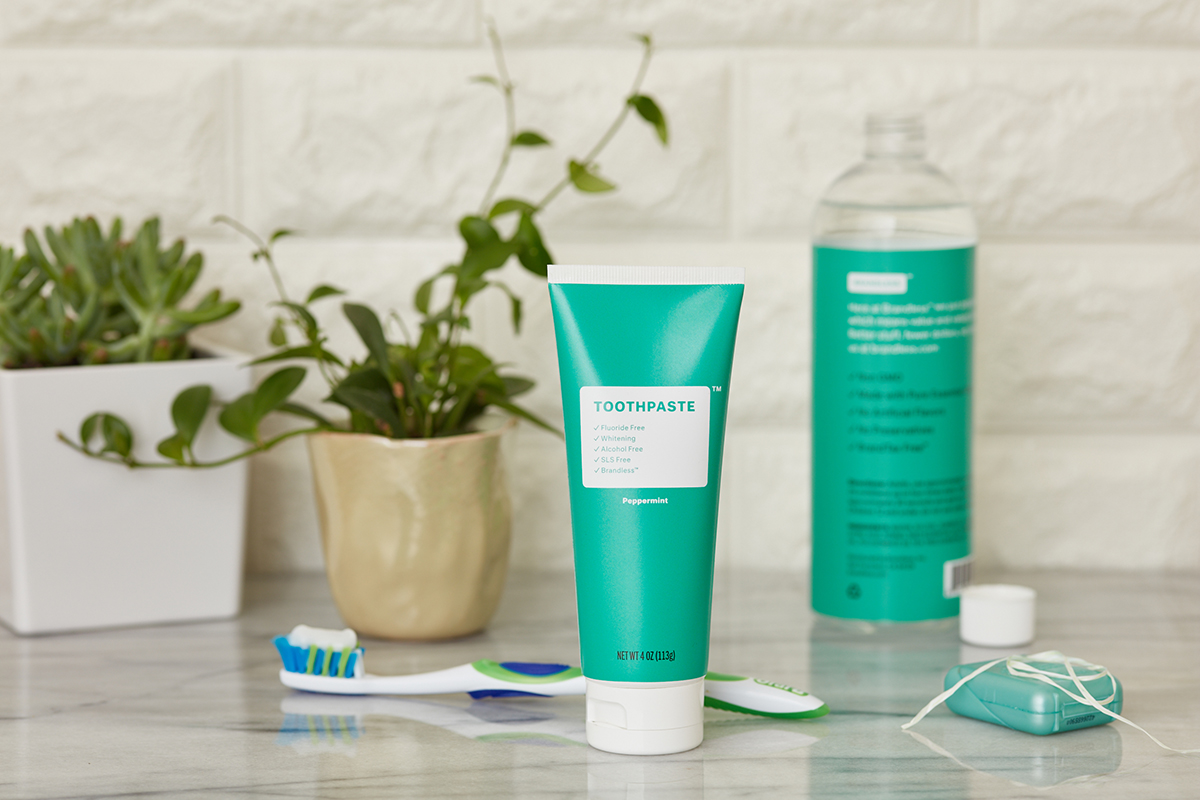 Brandless Toothpaste