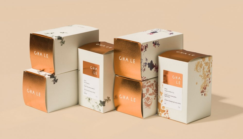 Sip Your Tea In Style With Cha Le The Dieline