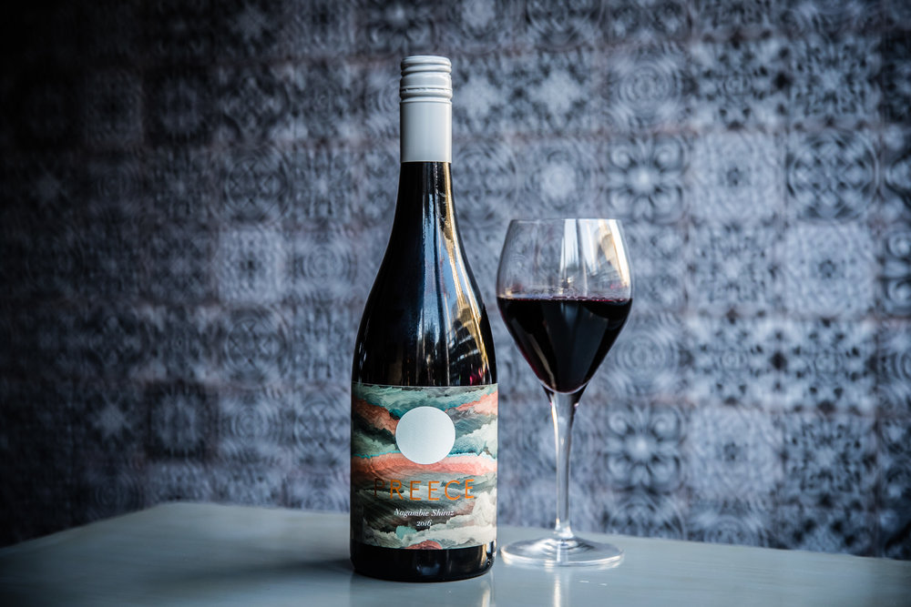 PREECE Shiraz bottle and glass_AB5I9708.jpg