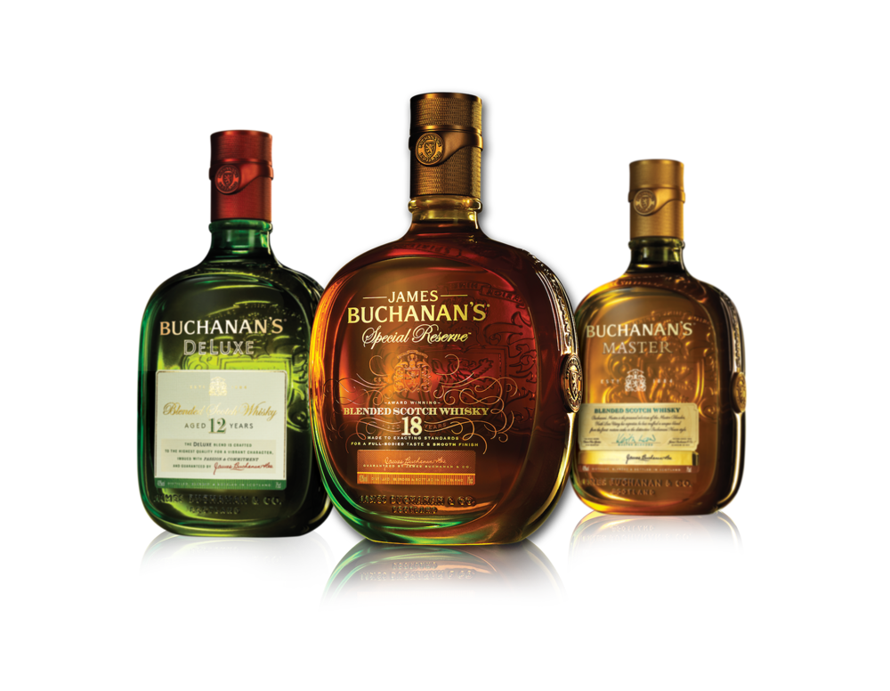 Bringing The Iconic Buchanans Brand Into 21st Century