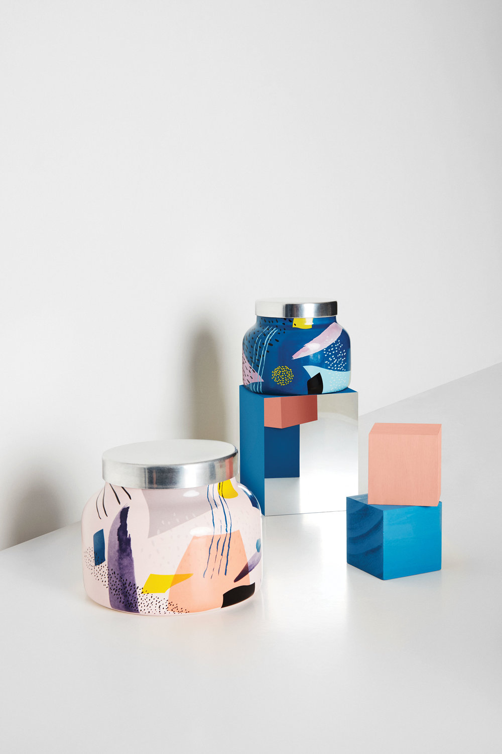 Step Up Your Home Fragrance Game With Capri Blue — The Dieline ...