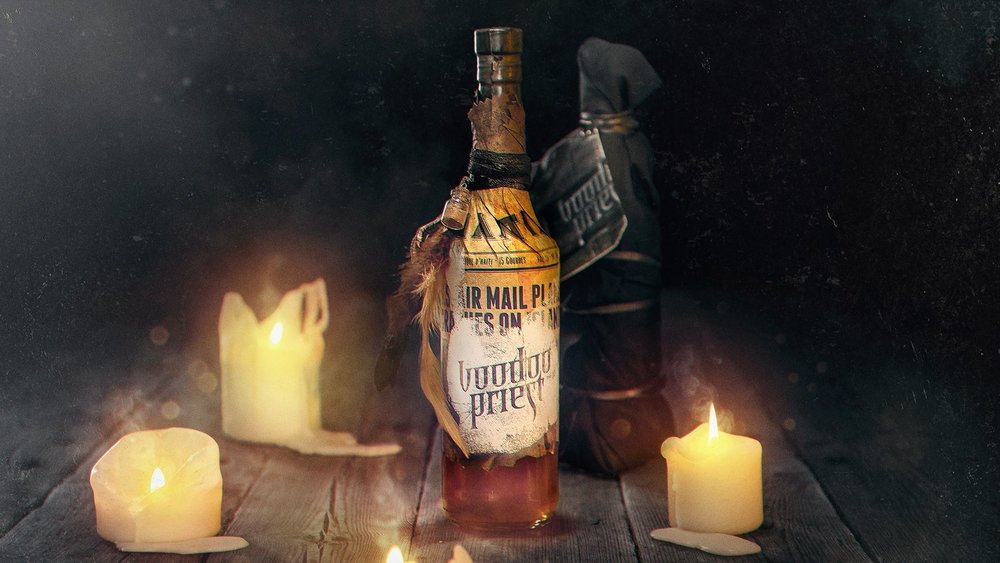 Each Bottle Of This Mysterious Spirit Is A One Of A Kind
