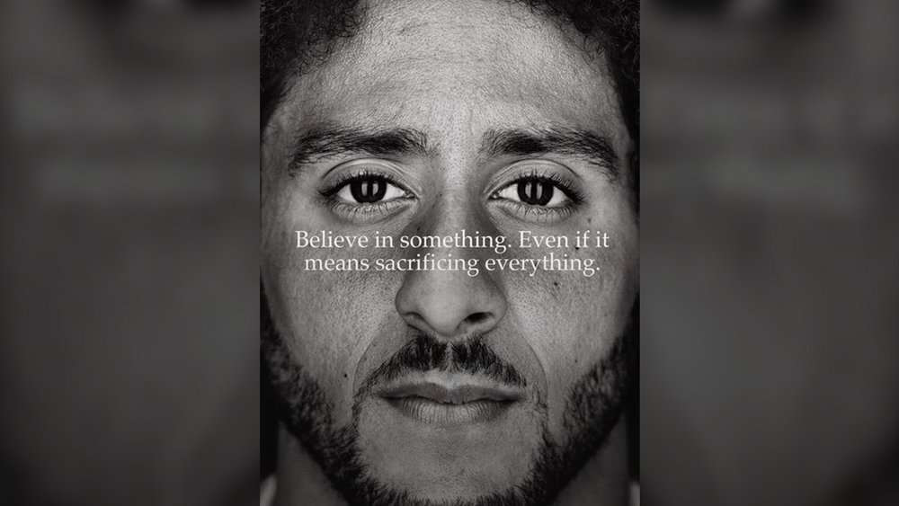 What Brands Can Learn From Nike's Colin Kaepernick Ad