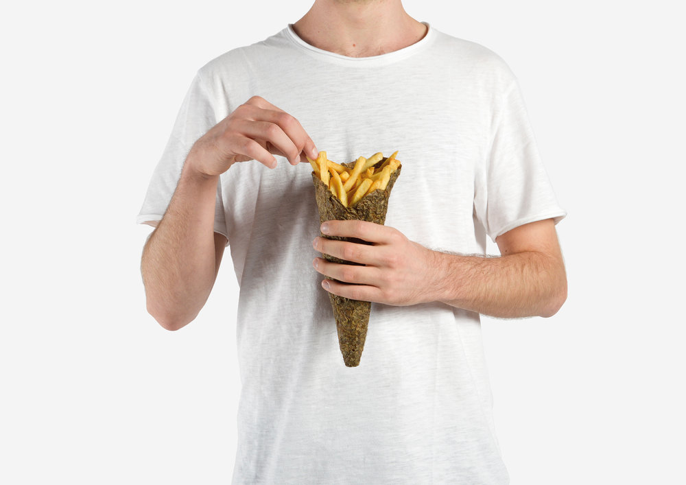 French Fries Packaged In Potato Peels? Peel Saver Says Yes.