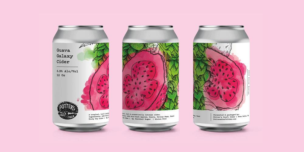 Thirst Craft Illustrates The Perfect Cider