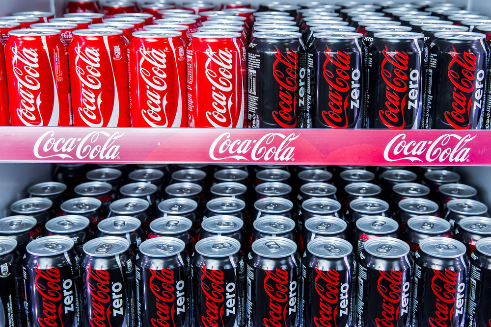 Coca-Cola Looking To Jump Into The CBD Game