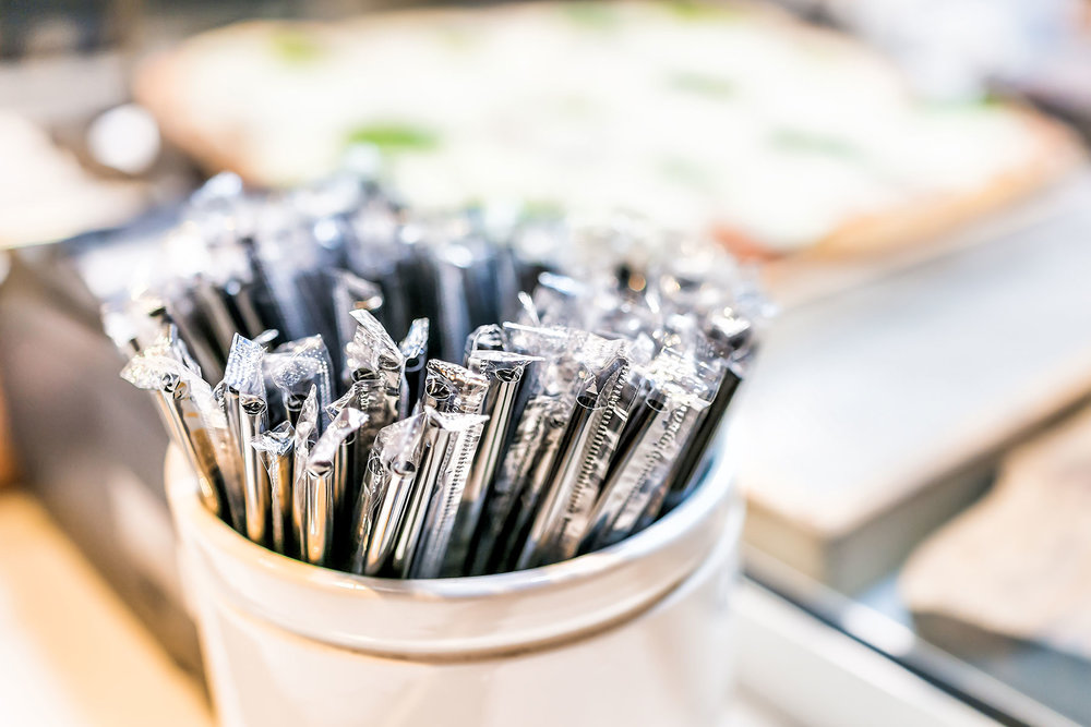 California, The First State To Ban Plastic Straws...Kind Of
