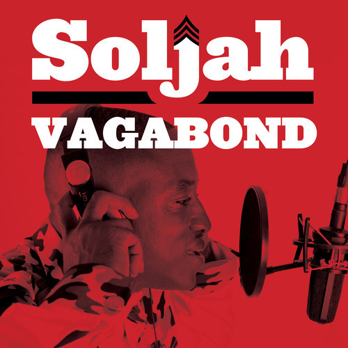 Album art for Sojah's single release: Vagabond