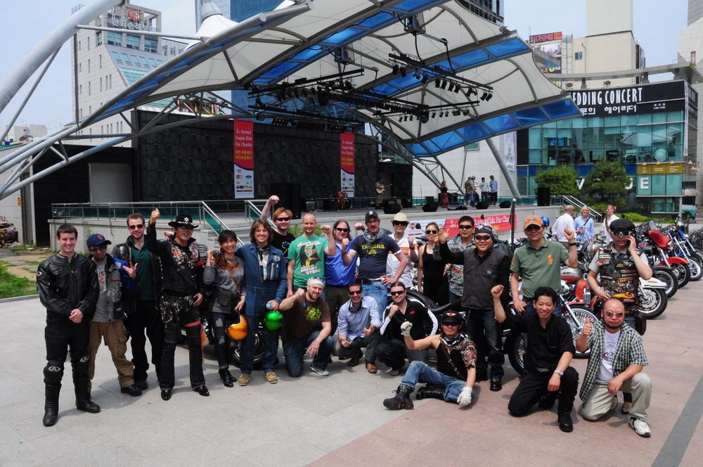 Angel's Ride for Charity/ The Korean Herald