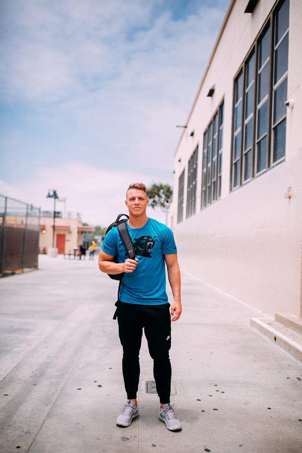 Christian McCaffreys Wants You To Bring Your Hidden Musical Talent Football