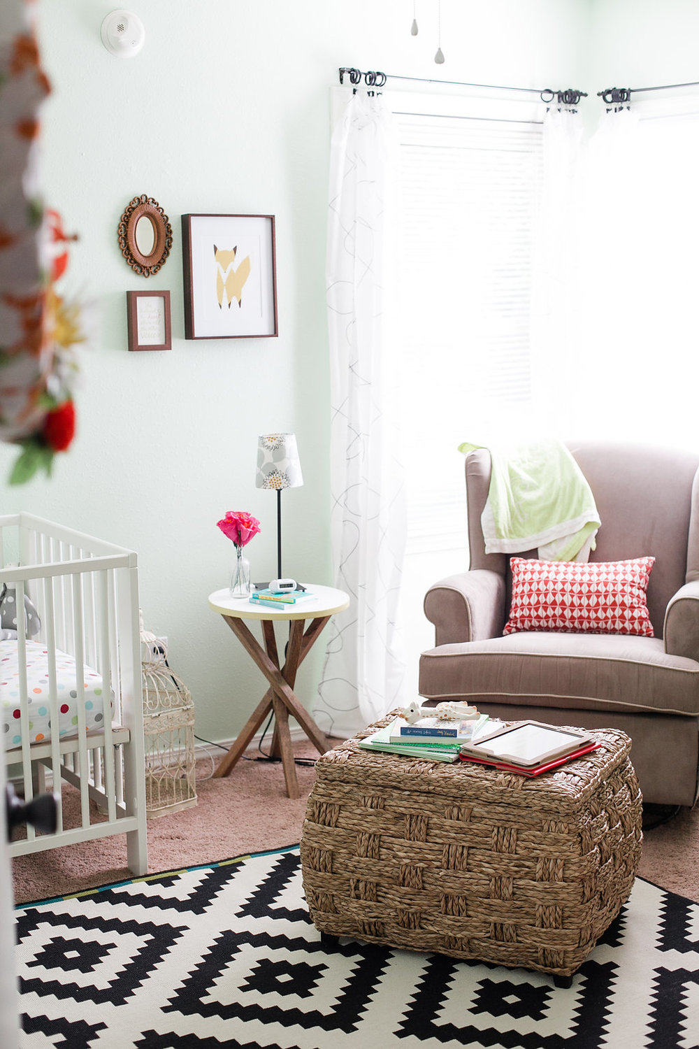 Paper + Oats | Create a space you love for your kids | Photography by Salt & Sky Studios