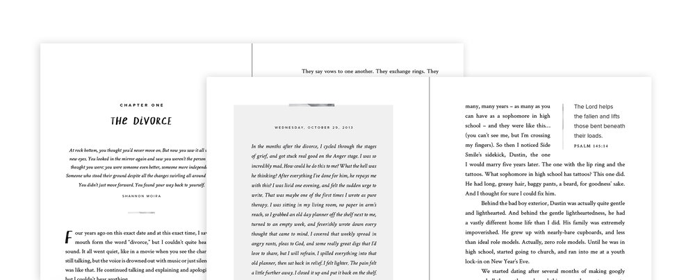 Behind the scenes of my book design process (book update no. 4) — Paper + Oats, www.paperandoats.com