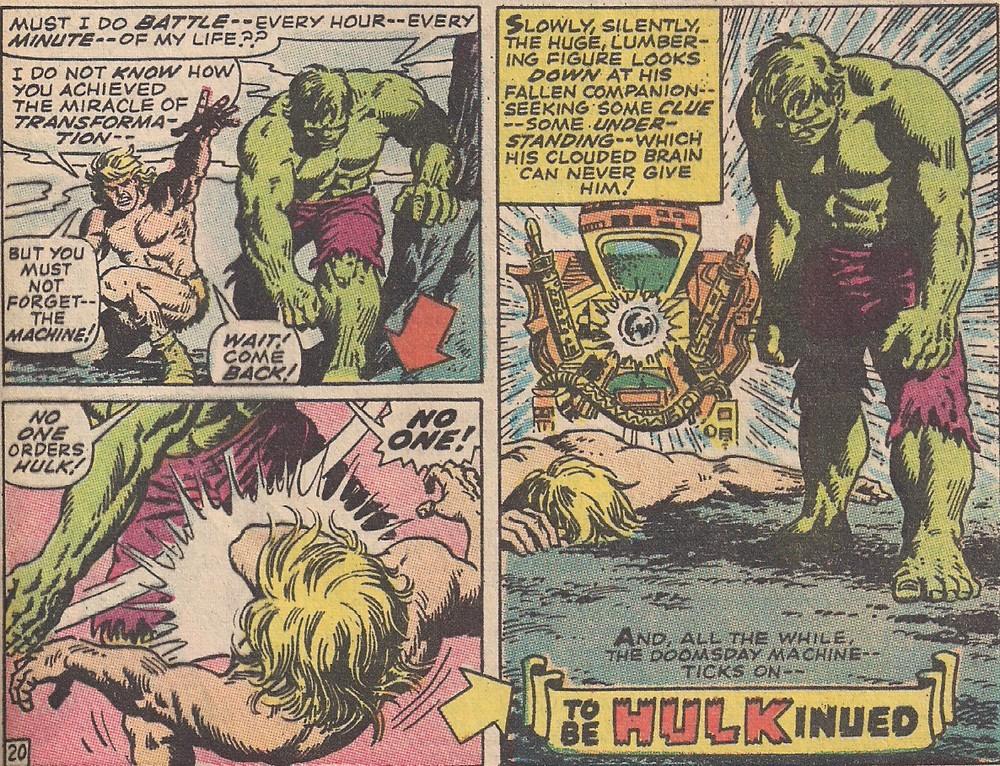 Hulkinued? Really Stan, really?