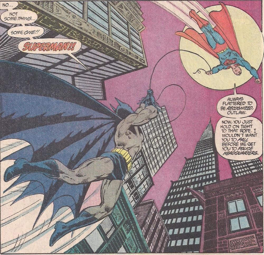 Superman? More like Super-condescending!