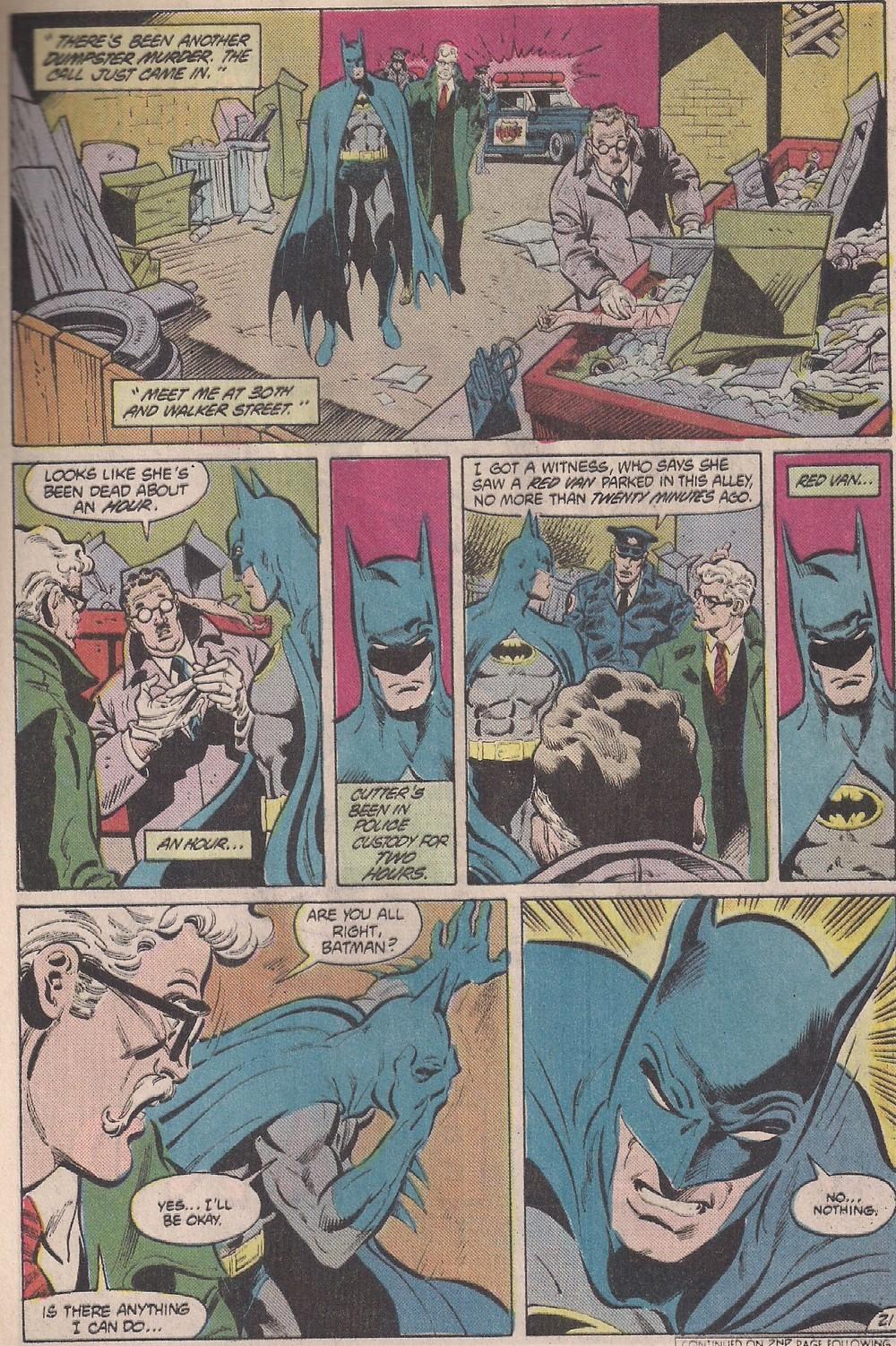 And now we've seen the Batman fail.