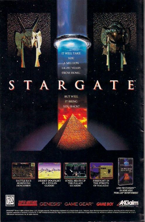 Can you still find reruns of Stargate on?