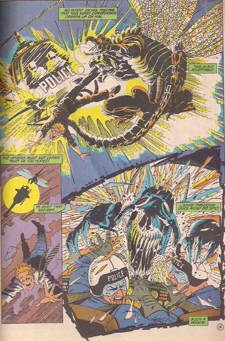 Unconventional nineties panels strike again!