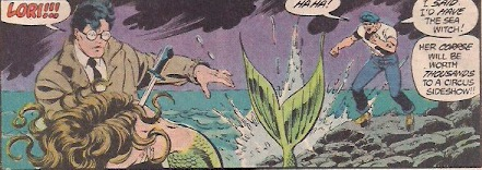 How was Superman unable to stop this?