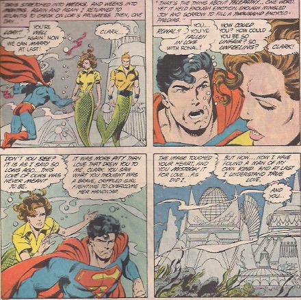 You mean Superman has a savior complex!?