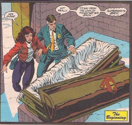 The tomb is empty!
