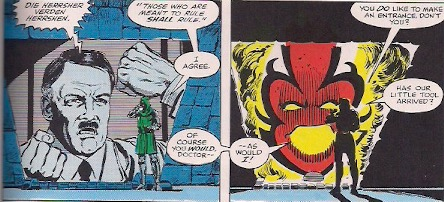 I never knew Dr. Doom invented the History Channel.
