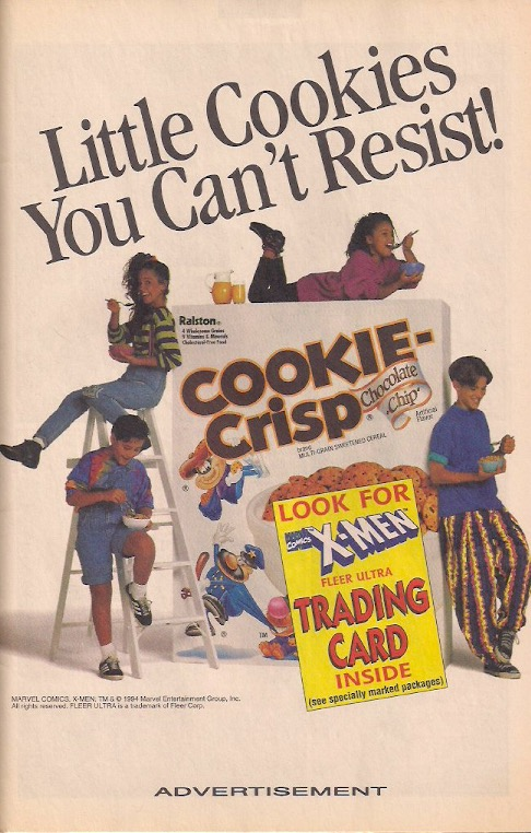 To me 1994 doesn't seem all that long ago until I see the pants the kid leaning on the box is wearing.