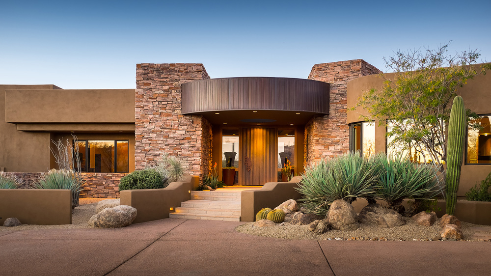 Project: A Desert Sanctuary  •  Scottsdale, AZ
