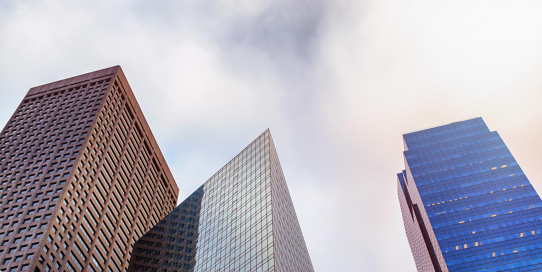 Building Trio Minneapolis by John Magnoski