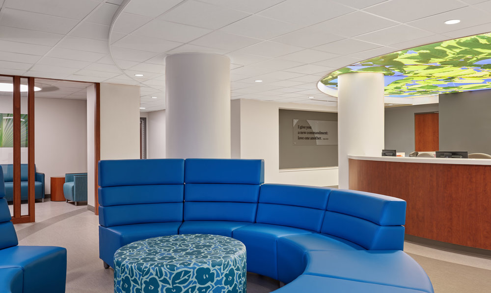 St. Elizabeth Hospital - HGA Architects & Engineers