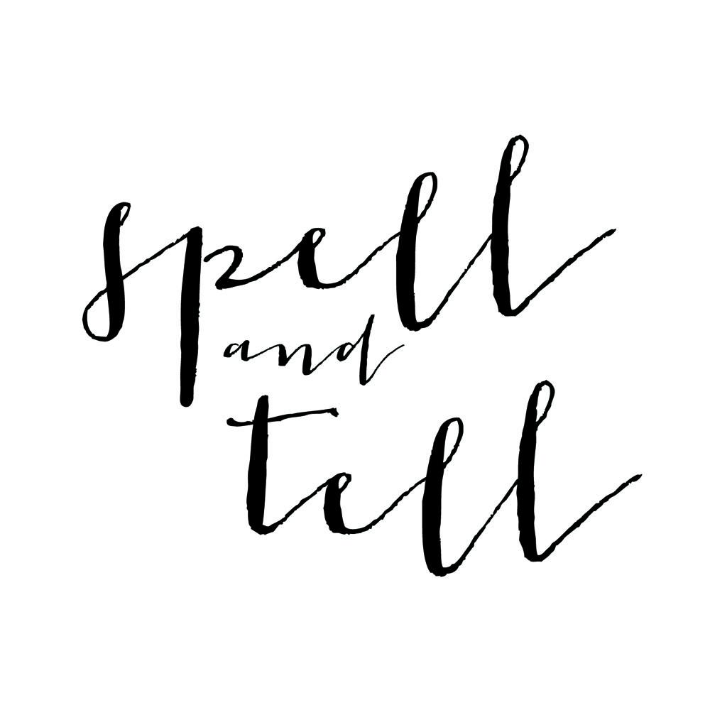 spellandtelllogo