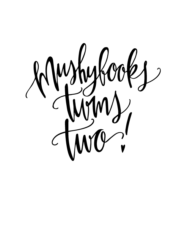 mushybooks turns two