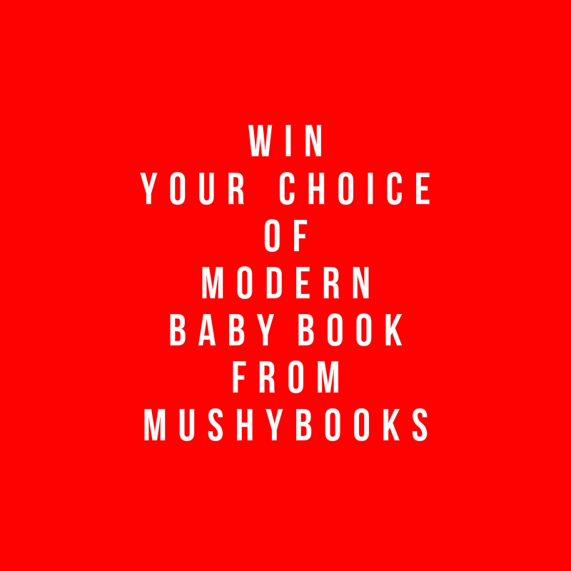 Win a Mushybook on the Mushybooks Blog