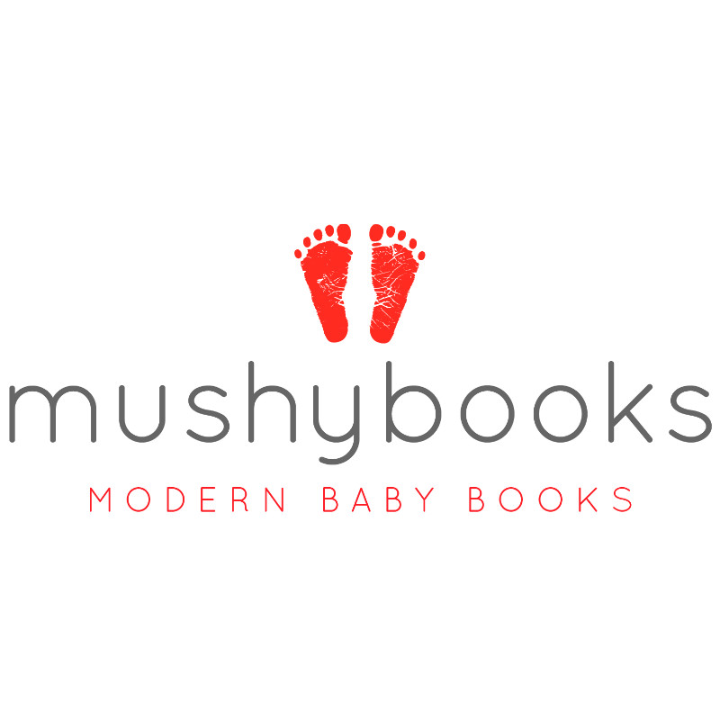 Mushybooks Modern Baby Books Giveaway
