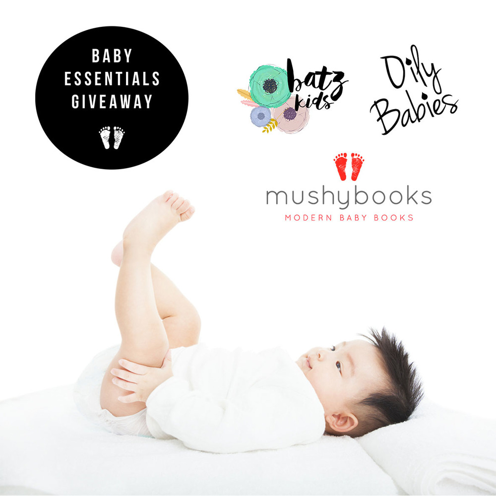 Baby Essentials Giveaway