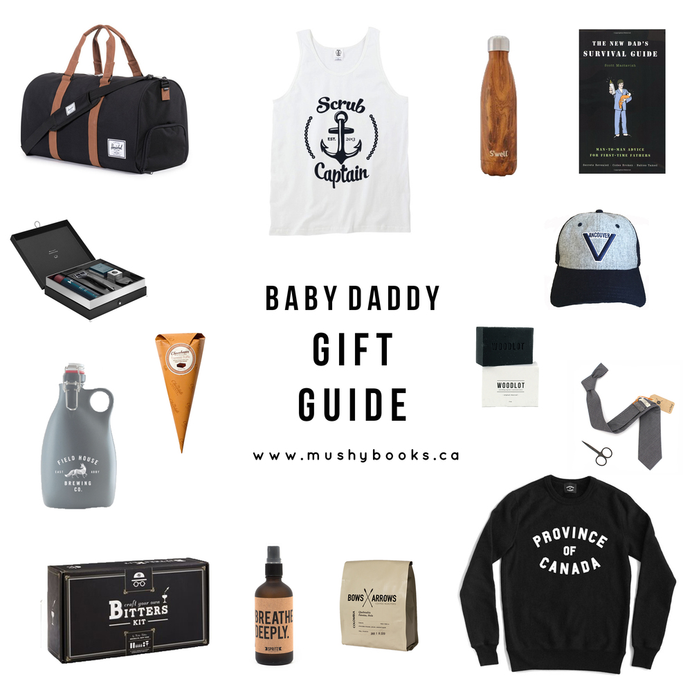 baby daddy gift guide