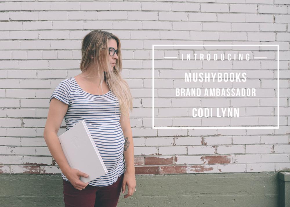 Mushybooks brand ambassador announcement