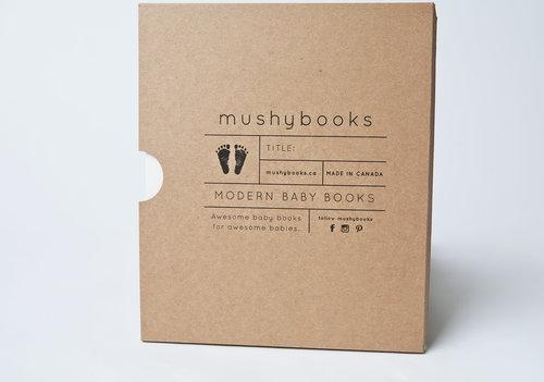 Baby Book By Mushybooks