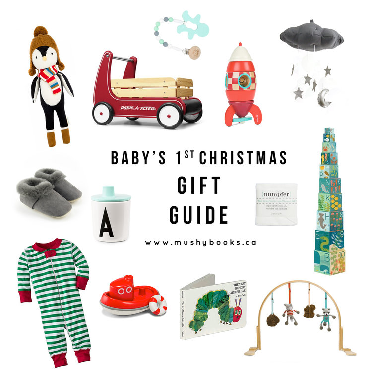 babys first christmas gift guide
