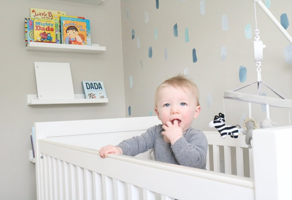 A Real Mom's Guide to Designing a Funtional Nursery