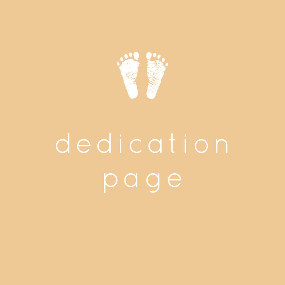 dedication Dedicate your baby to christ and commit to raising him under god's guidance baby dedication ceremonies at your home or venue.